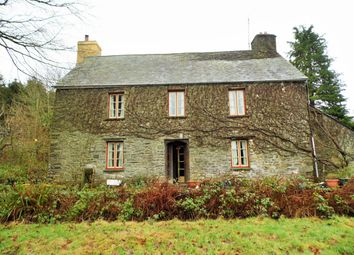 Thumbnail 2 bedroom detached house for sale in Heol Y Gaer, Llanybydder