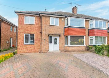 Thumbnail 5 bed semi-detached house for sale in Middleton Avenue, Dinnington, Sheffield