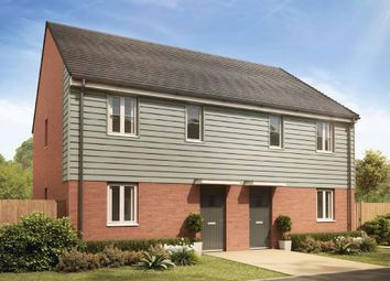 "Thumbnail 3 bedroom semi-detached house for sale in ""Folkestone"" at Churchward Drive, Telford"