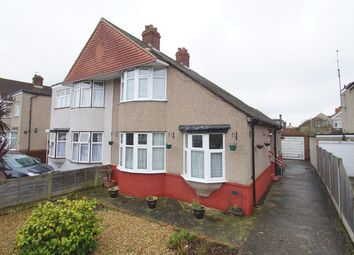 Thumbnail 3 bed semi-detached house for sale in Somerhill Avenue, Sidcup