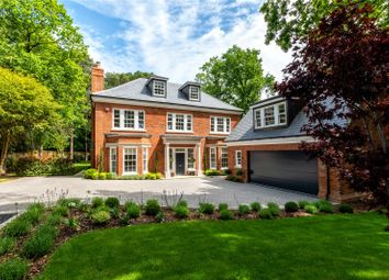 Thumbnail 6 bed detached house for sale in Monks Walk, Ascot, Berkshire