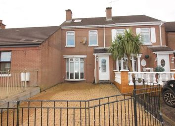 Thumbnail 3 bedroom terraced house for sale in Colinbrook Park, Dunmurry, Belfast