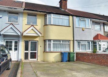 3 bed terraced house for sale in Leamington Crescent, Harrow HA2