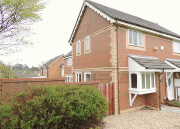 Thumbnail 1 bed end terrace house to rent in Sunningdale Drive, Warmley, Bristol
