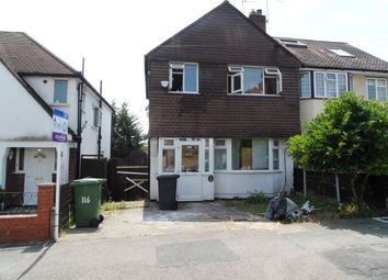 Thumbnail 5 bedroom semi-detached house to rent in Oldstead Road, Bromley