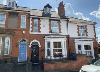 Thumbnail 4 bed terraced house for sale in Park Grove, Derby