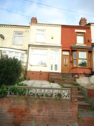 Thumbnail 3 bedroom terraced house for sale in Phillimore Road, Alum Rock