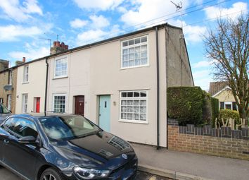 Thumbnail 2 bed semi-detached house for sale in Station Road, Waterbeach, Cambridge