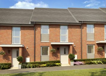 "Thumbnail 3 bed terraced house for sale in ""Rayford"" at Temple Hill, Dartford"