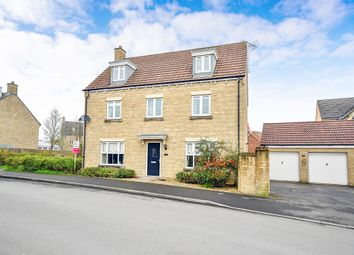 Thumbnail 5 bedroom detached house for sale in Nuthatch Road, Calne