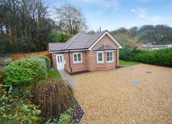 Thumbnail 3 bed detached bungalow for sale in Hudson Close, Off Lincoln Road, Wrockwardine Wood, Telford, Shropshire.