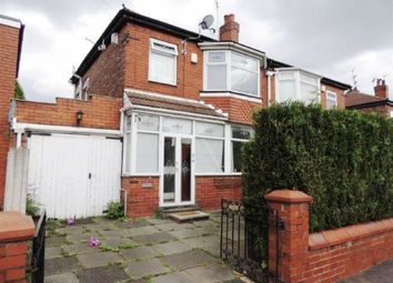 Thumbnail 3 bedroom semi-detached house for sale in Farley Avenue, Debdale Park, Manchester