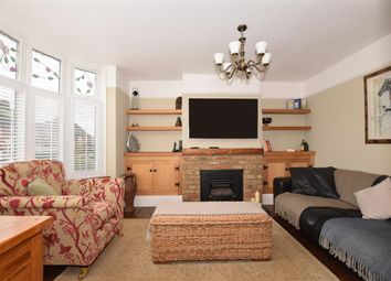 Thumbnail 3 bed semi-detached house for sale in Sprotlands Avenue, Willesborough, Ashford, Kent