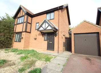 Thumbnail 3 bed detached house for sale in Ramerick Gardens, Arlesey
