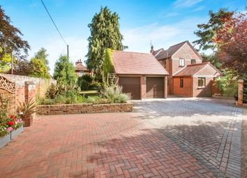 Thumbnail 4 bedroom detached house for sale in Writtle, Chelmsford, Essex