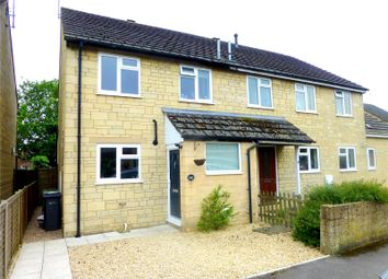Thumbnail 3 bed semi-detached house to rent in The Lennards, South Cerney, Cirencester