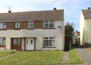 Thumbnail 3 bed semi-detached house for sale in Hilton Avenue, Milford Haven