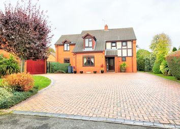 Thumbnail 5 bed detached house for sale in Paddocks View, Long Eaton, Nottingham