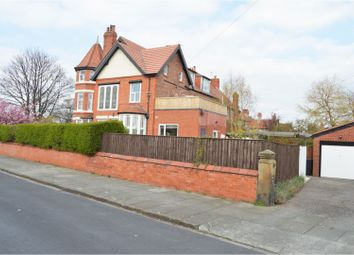 Thumbnail 4 bed maisonette for sale in Birkenhead Road, Meols, Wirral