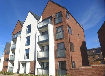 Thumbnail 2 bedroom flat to rent in Stony Manor, Vespasian Road, Milton Keynes