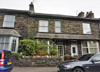 Thumbnail 3 bed terraced house for sale in Compston Road, Ambleside