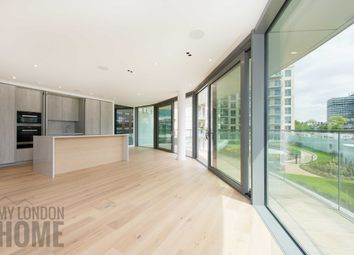 Thumbnail 2 bed flat for sale in Goldhurst House, Fulham Reach, Fulham, London