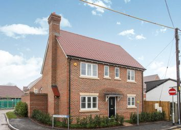 Thumbnail 4 bedroom detached house for sale in Wilcot Road, Pewsey