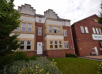 Thumbnail 2 bed flat for sale in Coniston House, Spinner Croft, The Spires, Chesterfield