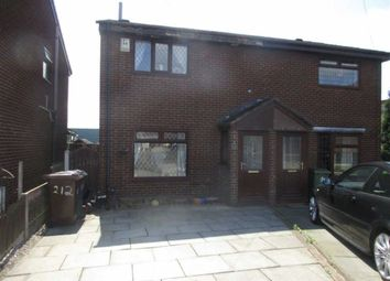 Thumbnail 3 bed semi-detached house for sale in Cosworth Close, Leigh
