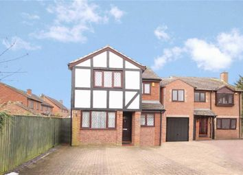 Thumbnail 4 bed detached house to rent in Askew Close, Grange Park, Swindon