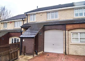 Thumbnail 3 bed property to rent in Blossom Court, Huddersfield