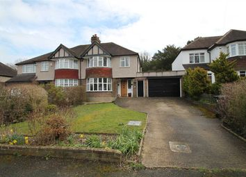 Thumbnail 4 bedroom semi-detached house for sale in Byron Avenue, Coulsdon