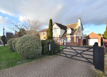 Thumbnail 3 bed detached house for sale in Symonds Green, Stevenage
