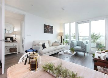 Thumbnail 1 bed flat for sale in Beacon Tower, 1 Spectrum Way, Wandsworth, London
