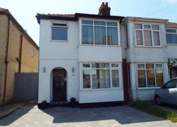 Thumbnail 3 bed semi-detached house for sale in Standley Road, Walton On The Naze