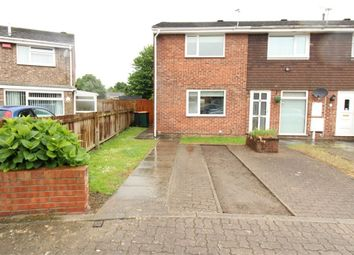 Thumbnail 2 bed end terrace house for sale in Armstrong Close, Newport