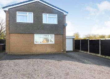 Thumbnail 4 bed detached house for sale in Rough Heanor Road, Mickleover, Derby