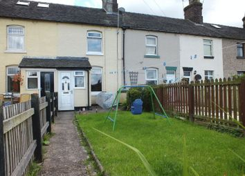 Thumbnail 2 bed terraced house to rent in Railway Cottages, Brown Lees, Stoke-On-Trent