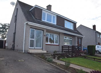 Thumbnail 3 bed semi-detached house for sale in Drakies Avenue, Inverness