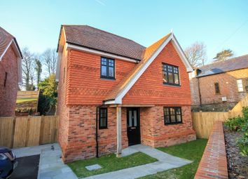 Thumbnail 3 bed detached house for sale in Hammerwood Road, Ashurst Wood, East Grinstead