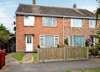 Thumbnail 3 bedroom end terrace house to rent in Marsh Crescent, New Romney, New Romney, Kent
