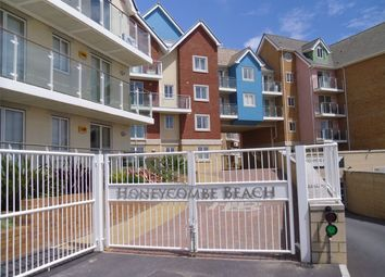 Thumbnail 3 bedroom flat for sale in Honeycombe Chine, Boscombe Spa, Bournemouth
