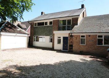 Thumbnail 5 bed detached house for sale in Heath Lane, Aspley Heath