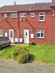 Thumbnail 3 bed terraced house to rent in Uxbridge Close, Dudley