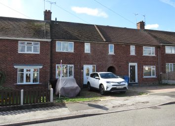 Thumbnail 2 bed terraced house for sale in Dadley Road, Carlton-In-Lindrick, Worksop