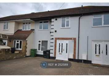 Thumbnail 2 bed terraced house to rent in The Chase, Cheshunt