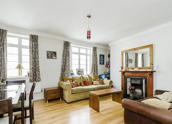 Thumbnail 3 bed flat to rent in Rosscourt Mansions, Palace Street, London