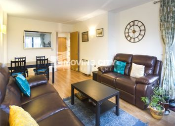 Thumbnail 1 bedroom flat to rent in Londinium Tower, Mansell Street, London