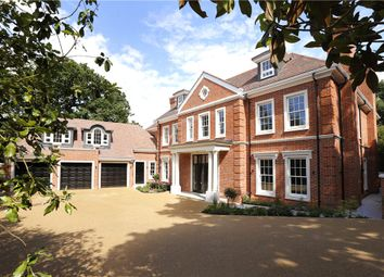Thumbnail 7 bed detached house for sale in Coombe Hill Road, Kingston-Upon Thames