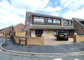 Thumbnail 5 bed semi-detached house for sale in Laurel Road, Haydock, Merseyside
